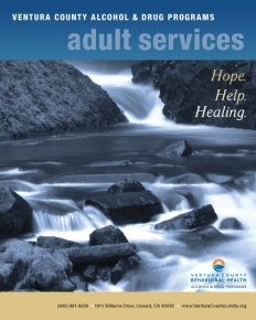 Adult Services Brochure